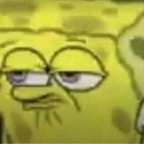 Sweet Jesus By Mykairen Funny Spongebob Memes Funny Reaction Pictures Cartoon Memes