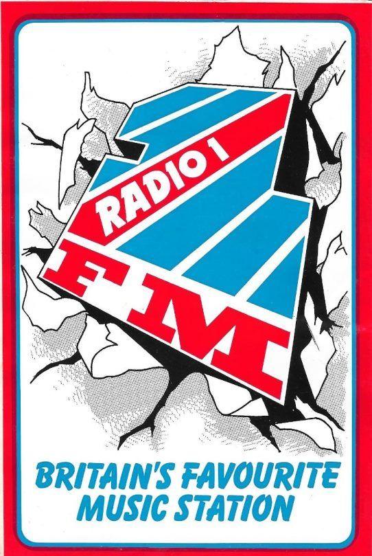 Pin by David Brotchie on Music (l) BBC Radio 1 at 50