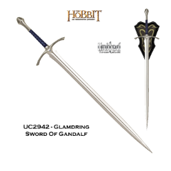 The Hobbit Licensed UC UC2942 Glamdring Sword of Gandalf