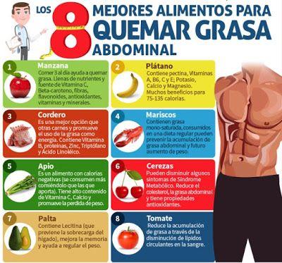 7 alimentos que ayudar n a quemar su grasa del vientre Hierbas para bajar de peso y quemar grasa