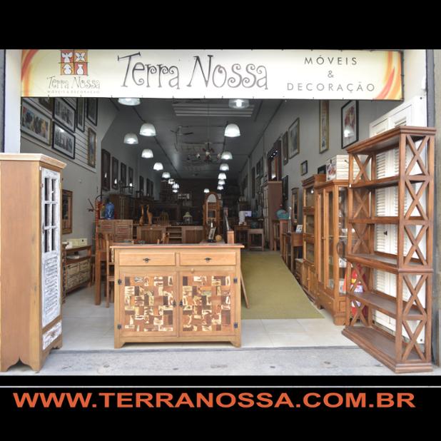 Loja de móveis Terra Nossa, muitos modelos para pronta entrega e pode ser feito sobre medidade. Móveis de Madeira de Demolição para sala, quarto, varanda e cozinha