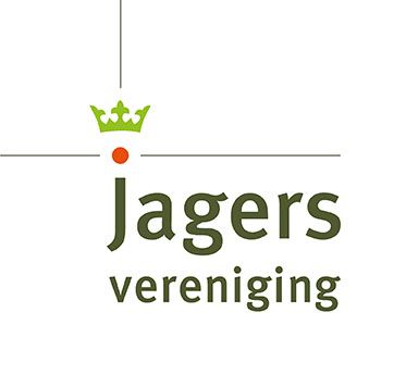 Beeldmerk- Koninklijke Jagersvereniging- visuele identiteit- huisstijl - Ontwerp Cascade visuele communicatie Amsterdam-