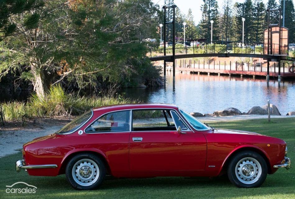 1972 2000 GTV - AU$130,000 - Brisbane, Dec 2017 | Alfa Romeo ...