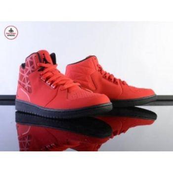 40a3b3fd3ef A look at the new University Red Jordan 1 Flight 3 | Foot Locker | The  Promenade Bolingbrook