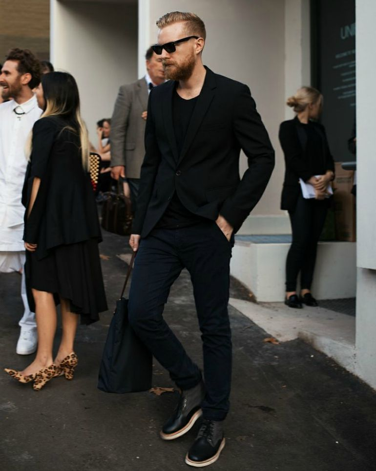 The Idle Man | Mens street style, Mens outfits, Stylish men