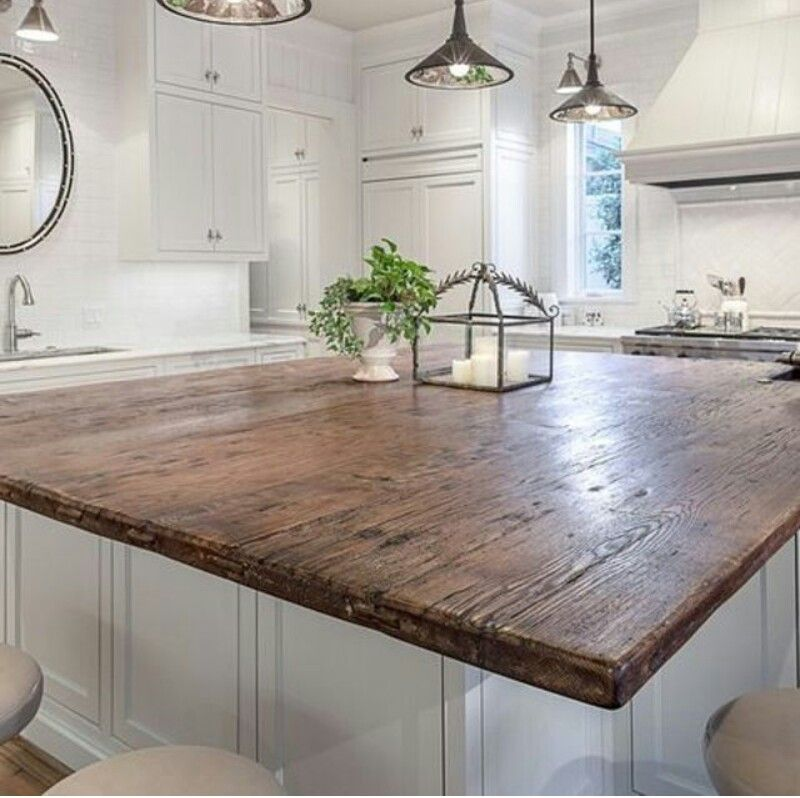 designing a kitchen design ideas kitchens reclaimed wood rh pinterest com