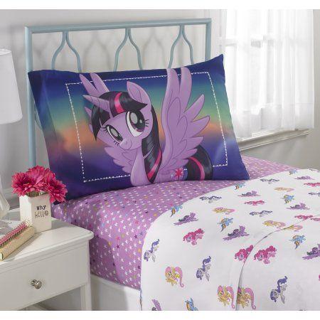 hasbro my little pony twinkle adventure twin sheet set in 2019 rh pinterest ch