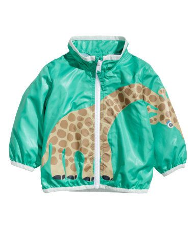 Baby needs a SPRING JACKET!!!  Product Detail   H&M US