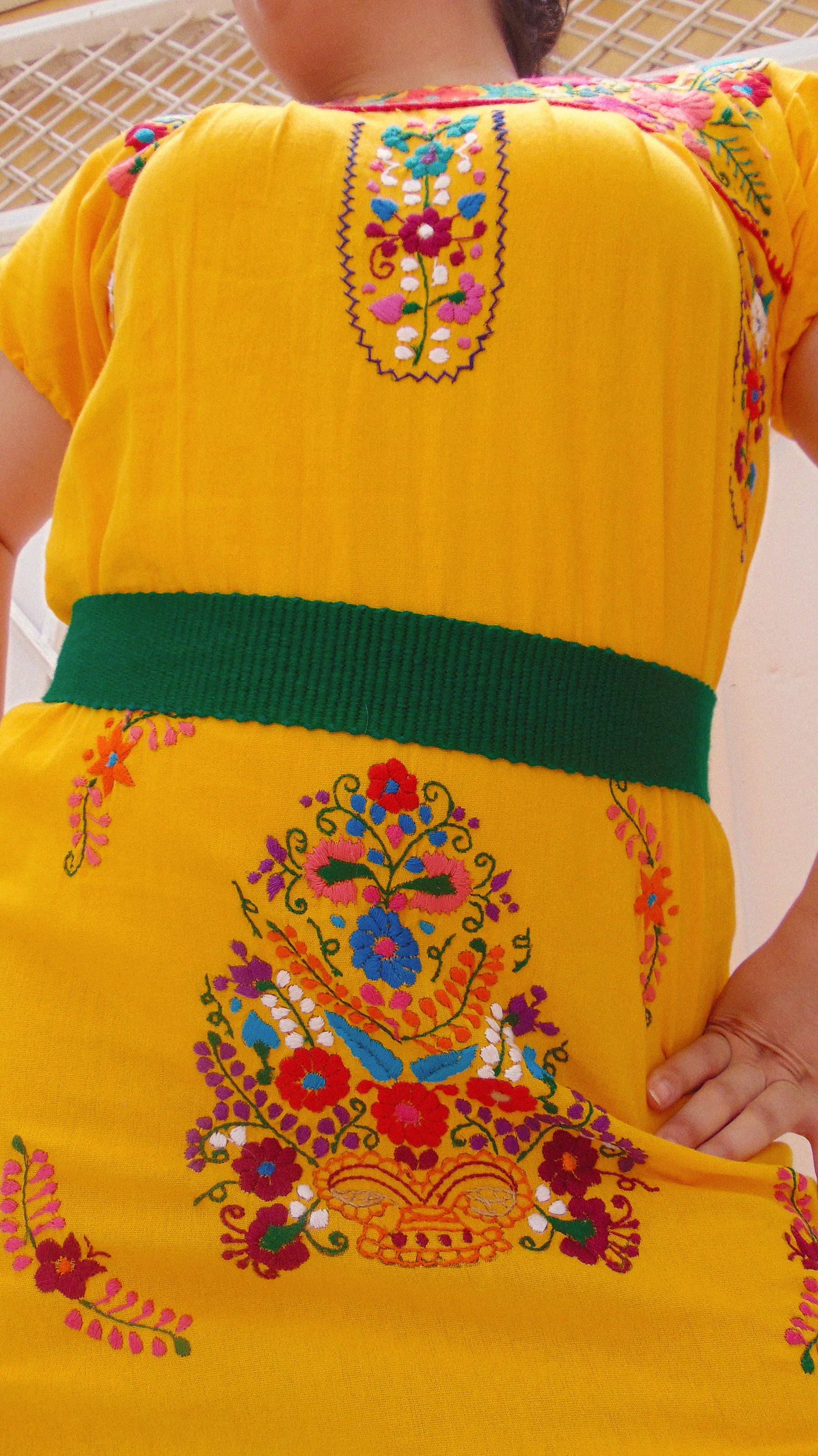 Mexican Dress Mini Puebla Dress Puebla Dress Mexican Puebla Dress Style Puebla Dress Embroidery Oax Mexican Dresses Mexican Embroidered Dress Puebla Dress [ 3202 x 1800 Pixel ]