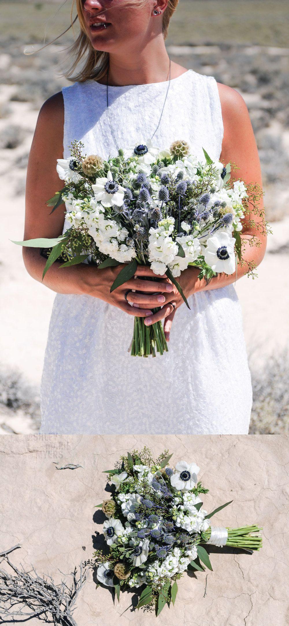 Desert Wedding Flora Pop Las Vegas Wedding