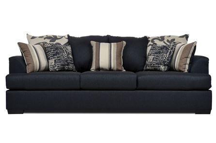 collection penrose sofa living spaces 595 living room sofa rh pinterest com