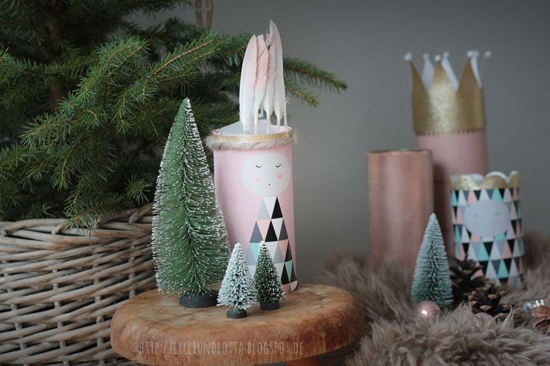 DIY Geschenkbox XMAS Gift