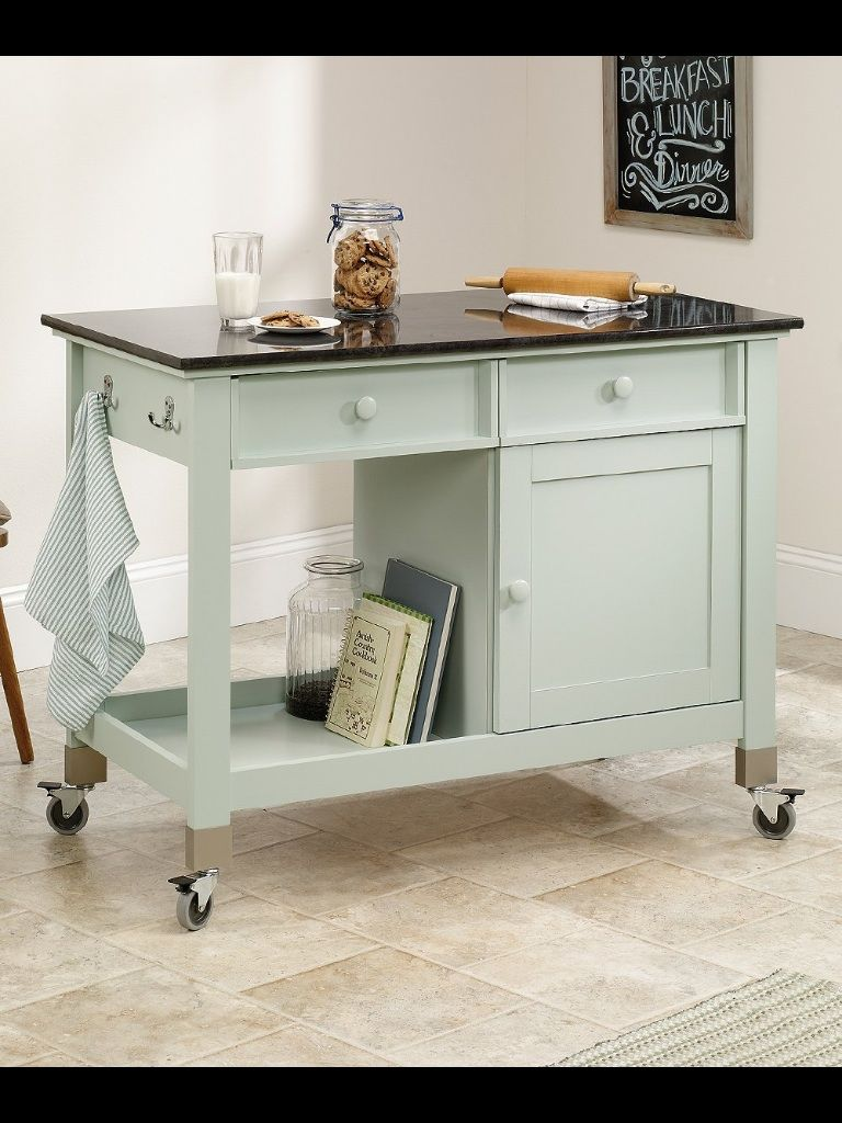 roll away cart island for the kitchen switchin in the kitchen rh pinterest com