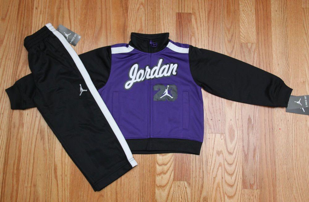 Air Jordan Toddler Boy Jogging Set