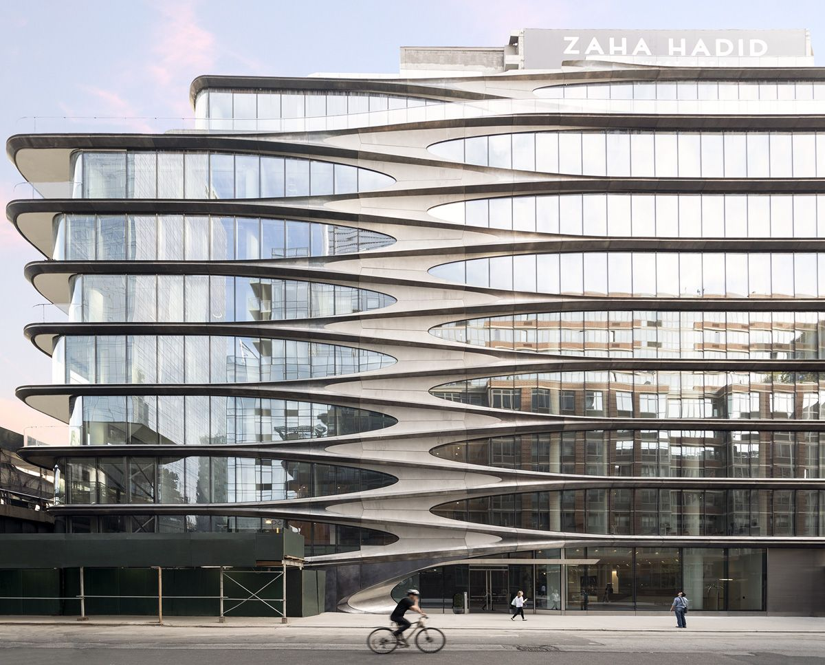 Originally Unveiled In 2013 Zaha Hadid S First Residential