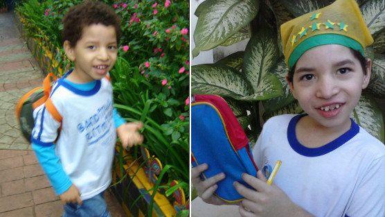 Abaixo-assinado · Libere o medicamento CBD para ajudar o Lorenzo! Ele só tem 9 anos e sofre de epilepsia! #LiberaAnvisa · Change.org