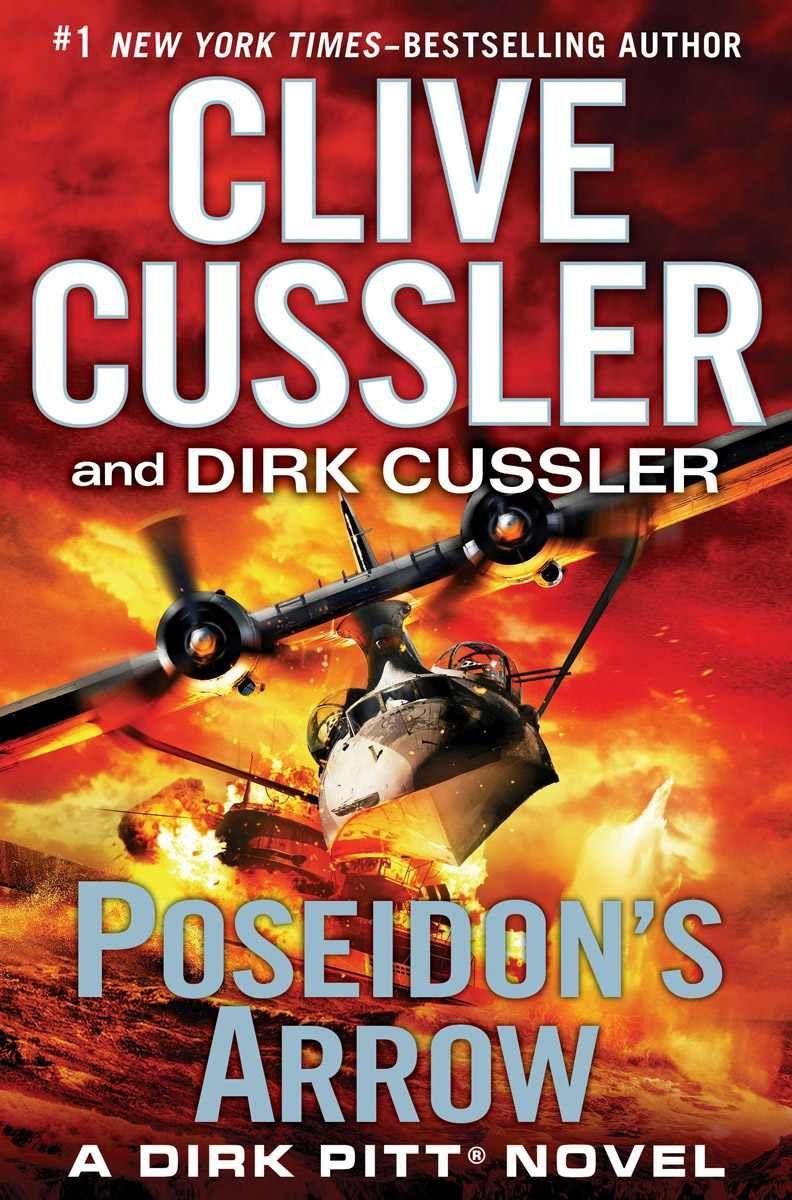 Amazon.com: Poseidon's Arrow (DIRK PITT ADVENTURE) eBook: Clive Cussler, Dirk Cussler: Kindle Store
