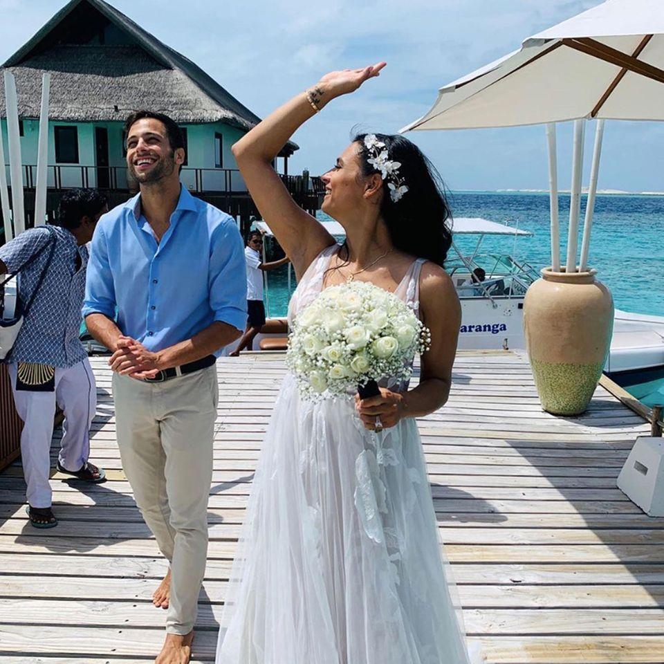 Die Unkonventionellsten Hochzeitskleider Der Stars Unkonventionelle Hochzeitskleider Hochzeitskleid Kleid Hochzeit
