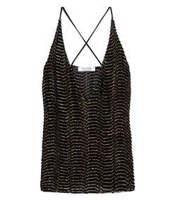 ShopBazaar Altuzarra Andy Textured Camisole MAIN