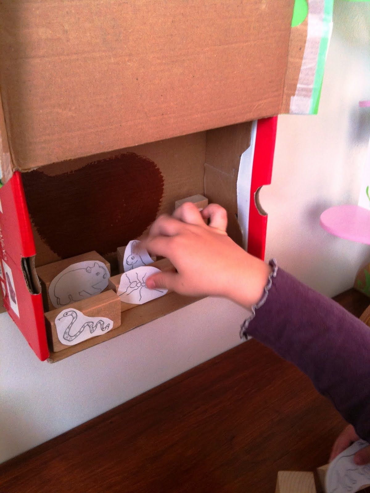 Burrow Box For Underground Animals