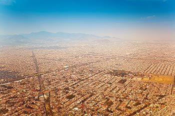 La capital de México tiene 23 millones de habitantes