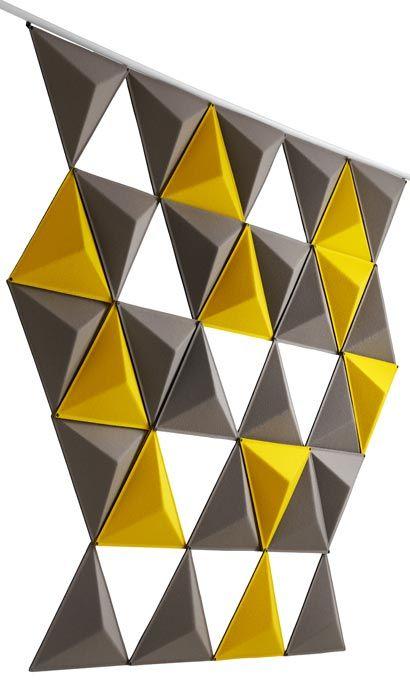 43++ Geometric acoustic wall panels ideas