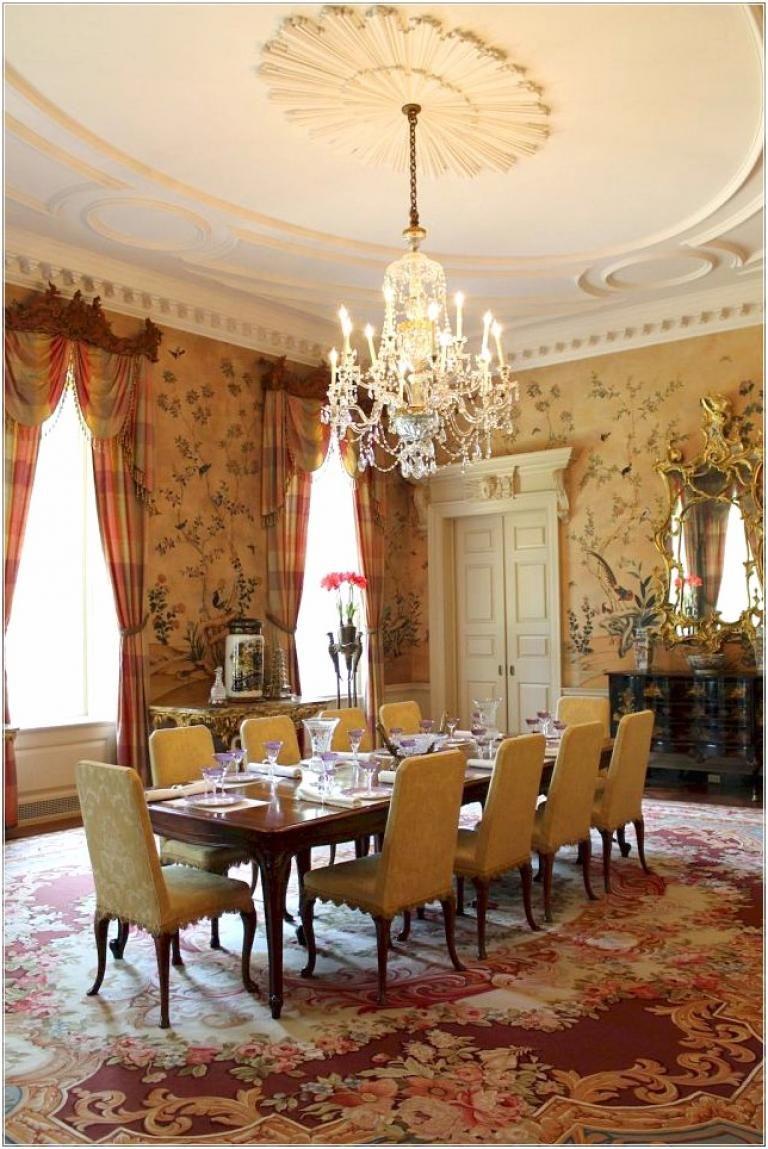 40 Beautiful Victorian Dining Room Decor Ideas
