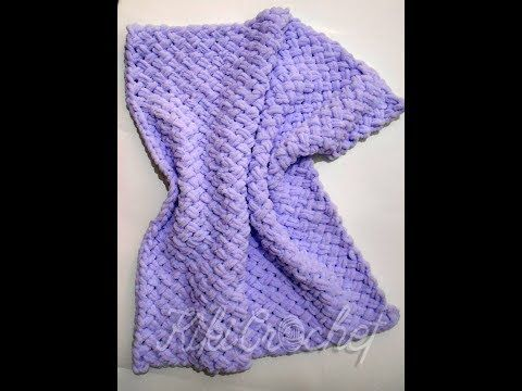 How to Make a Fast and Easy Blanket - YouTube | throw | Pinterest