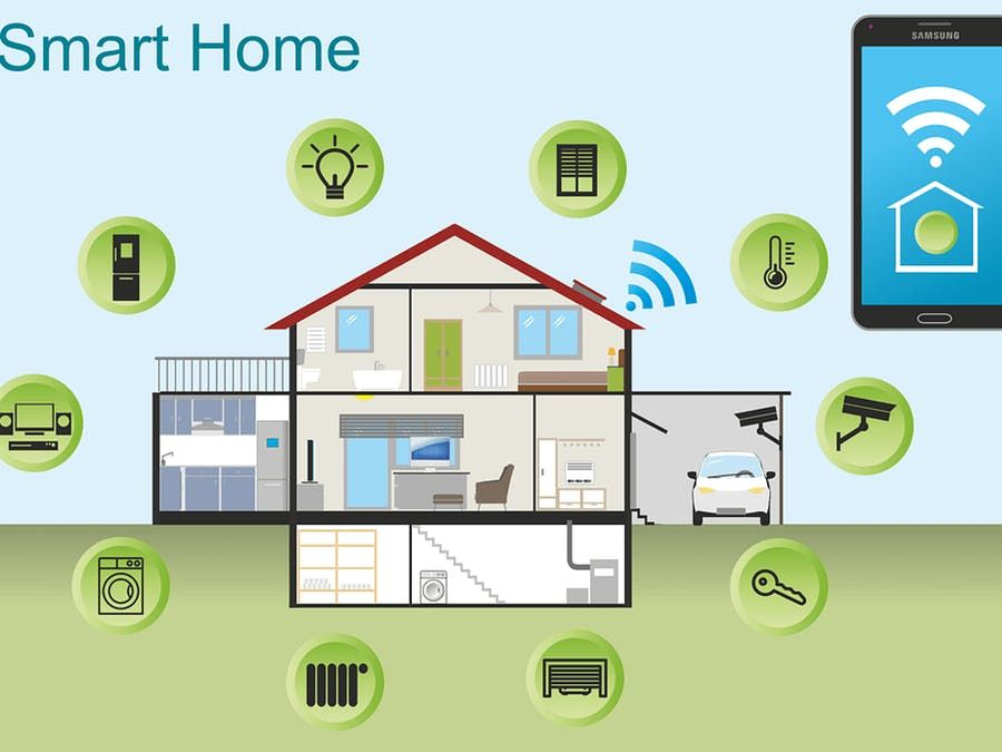 Home Automation Using Arduino Arduino Diy Project With Images