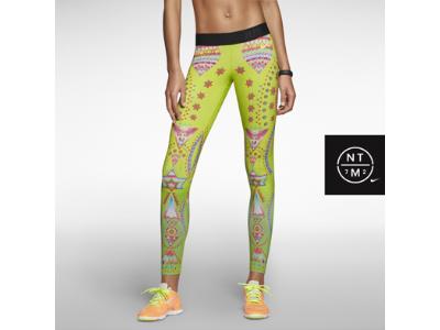 Nike Pro Sparkling Sunburst – Collant pour Femme