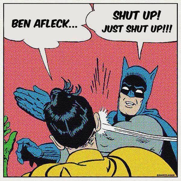 What Batman thinks of the new Batman Dental humor, Memes