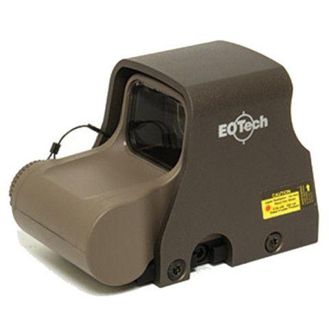 EOTech XPS2-0TAN Holographic Sight 68 MOA Ring 1 MOA Dot Tan