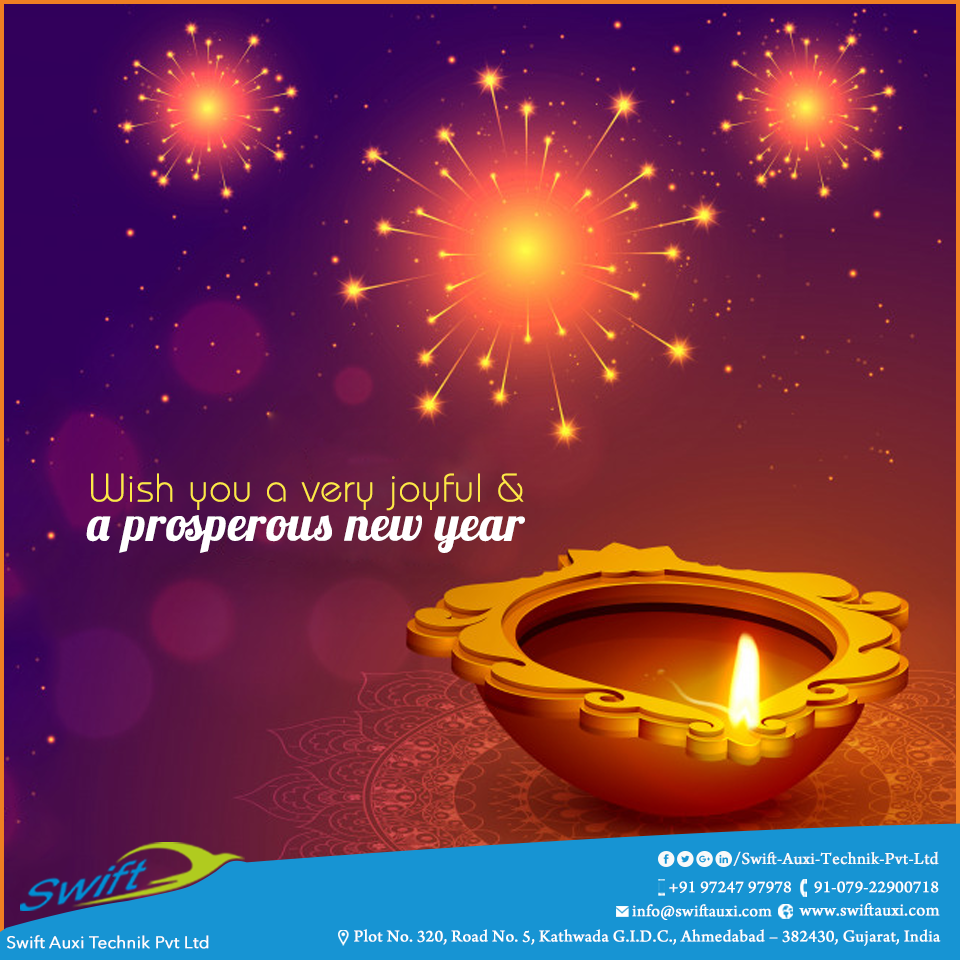 May This New Year Brings Prosperity In Your Life And Fill With It