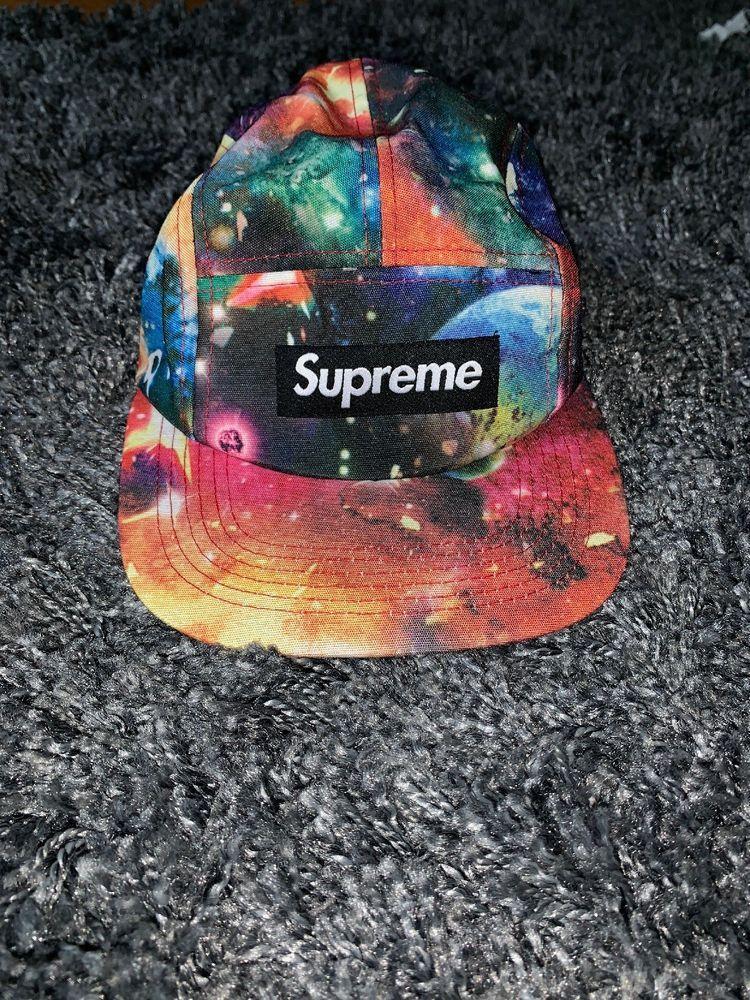 e5e696eb Supreme Hat Galaxy. #fashion #clothing #shoes #accessories #mensaccessories  #hats (ebay link)