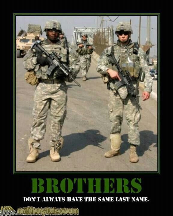 Brothers-in-arms  Brothers forever   | Military | Military