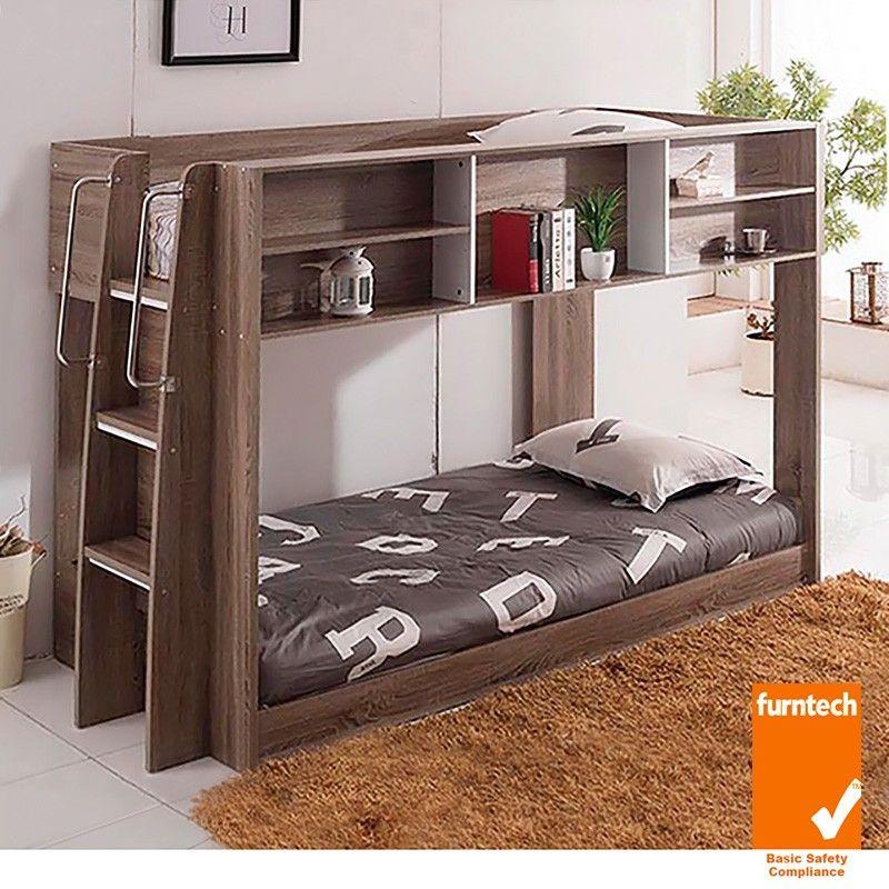 dux bunk bed single king single in 2019 wish list bunk beds rh pinterest com