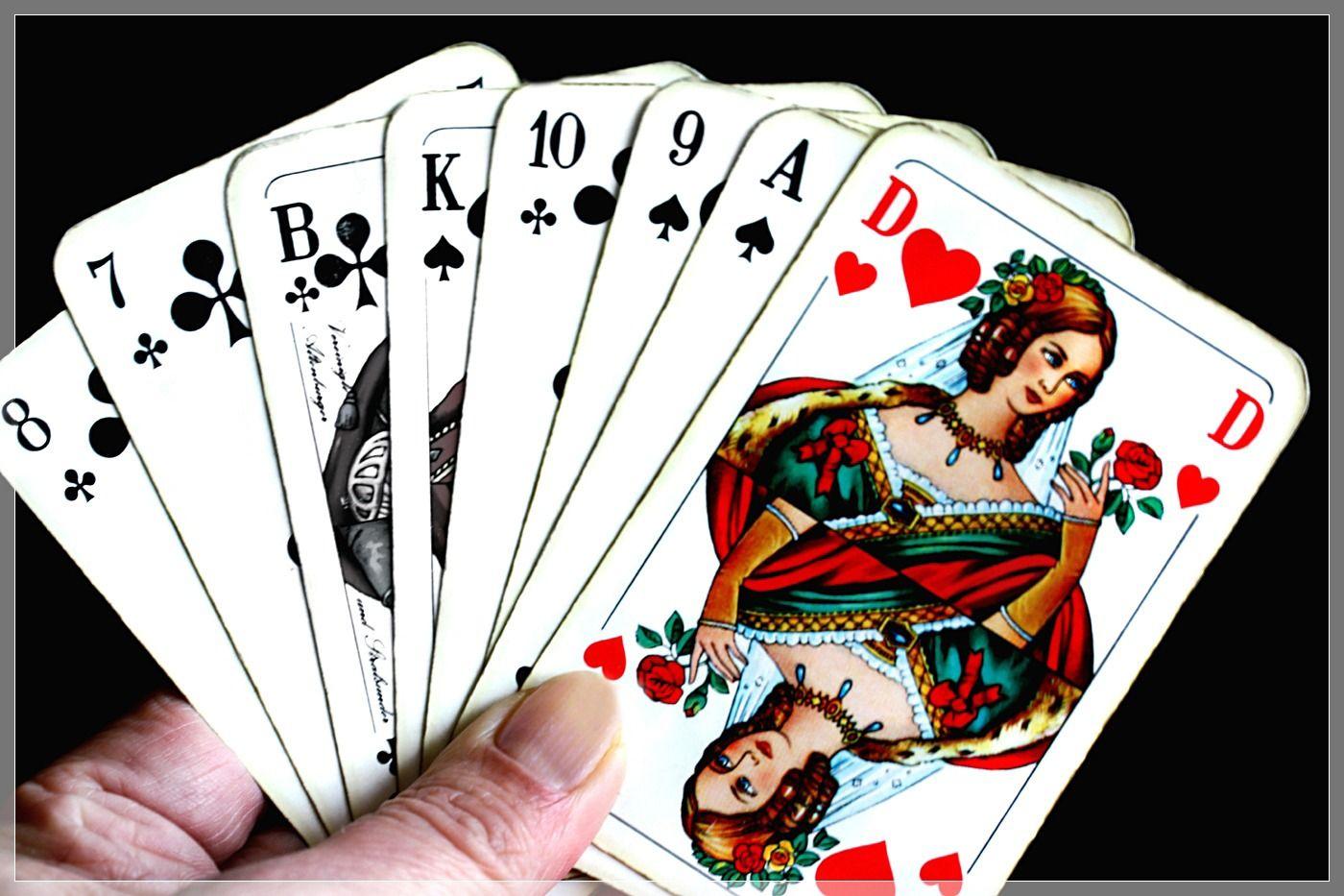 Kartenspiel Schwimmen Regeln