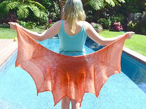 Octo Shawl (knit)