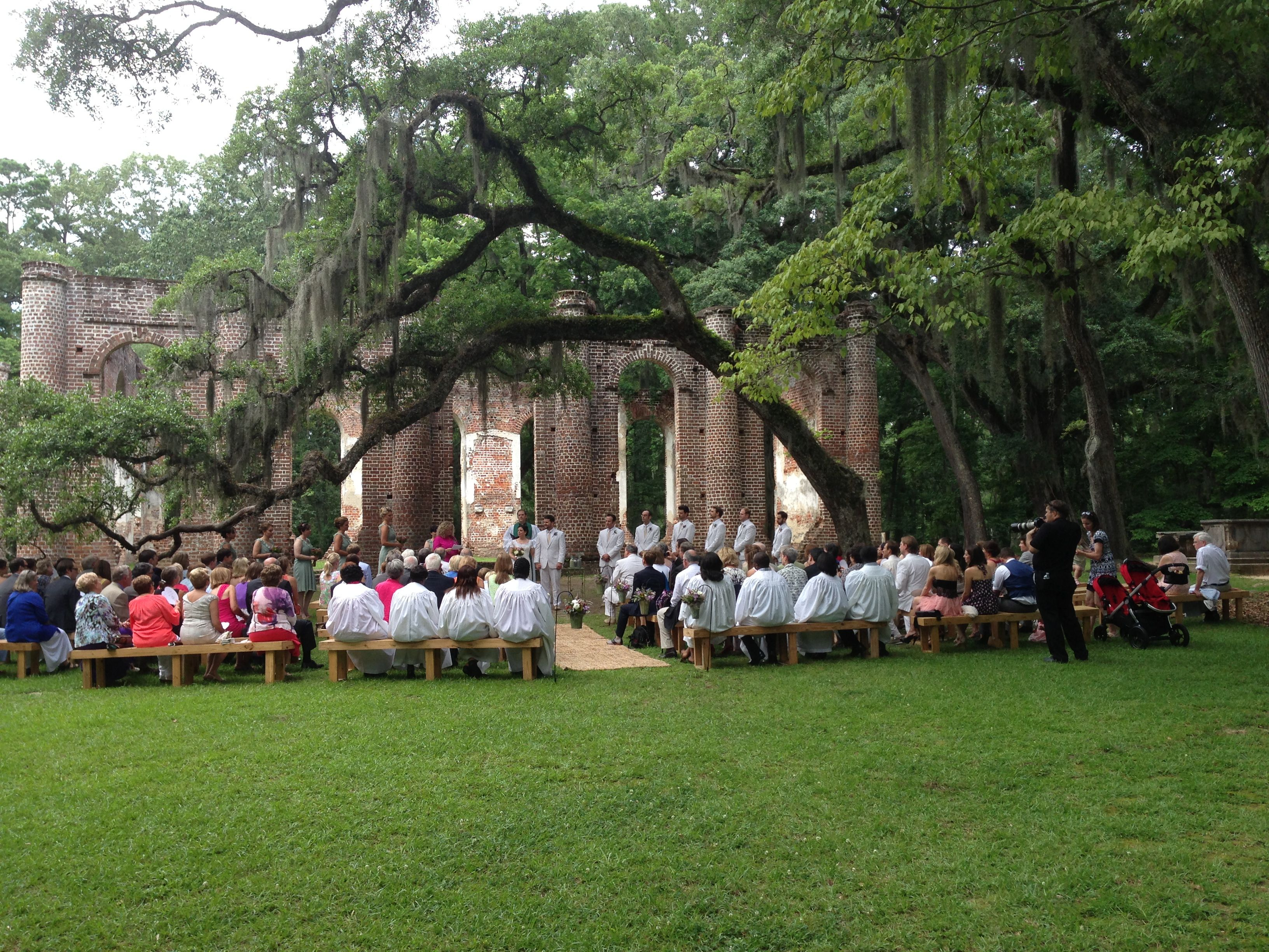 Old Sheldon Church Ruins A Perfect Southern Wedding Venue When The One Comes Along Pinterest Weddings Churches And Venues