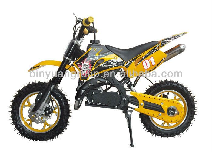 powered bikes adults dirt Gas for