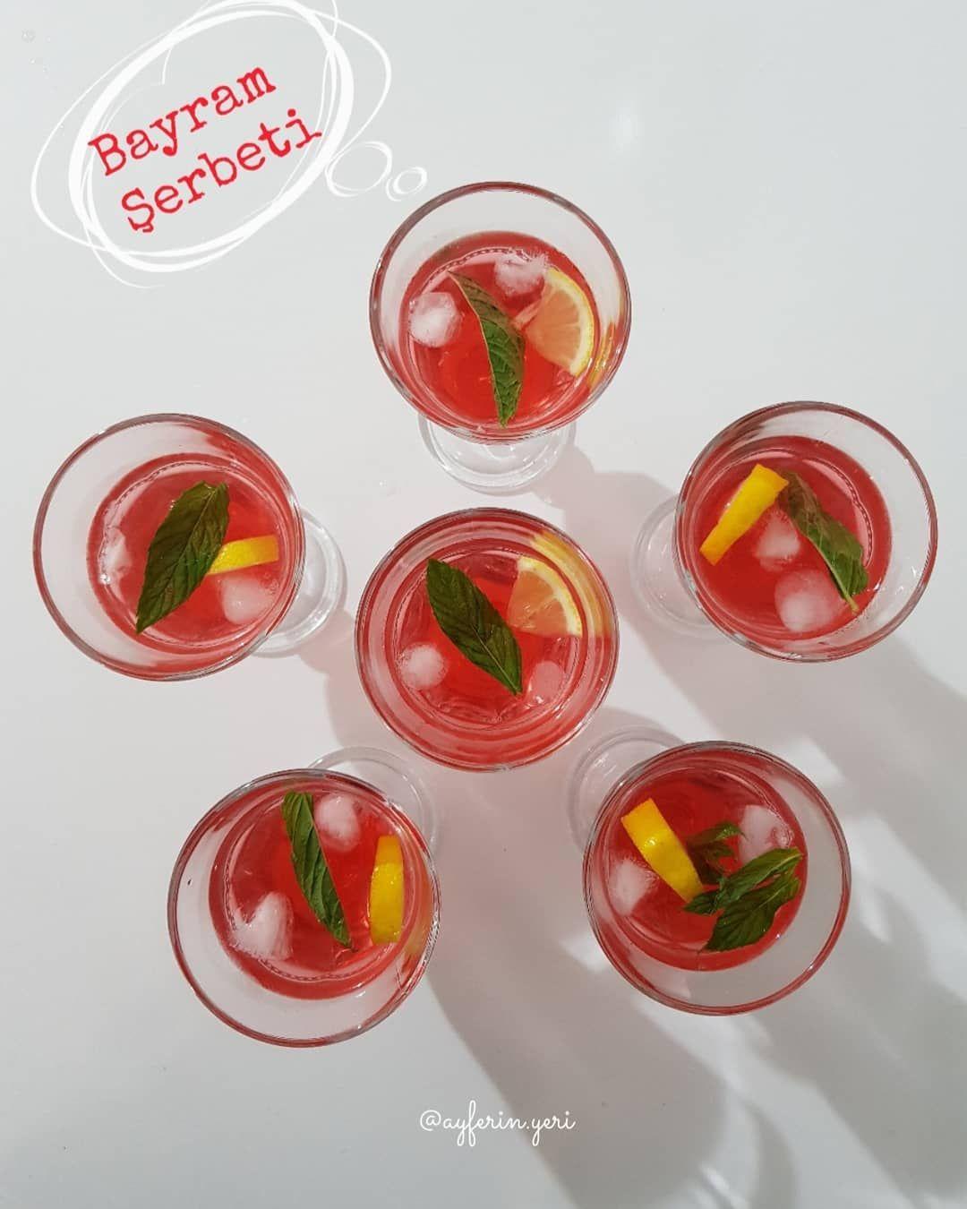 Bayram'a özel içecekler 19