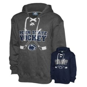 Penn State Laced Ice Hockey Hood
