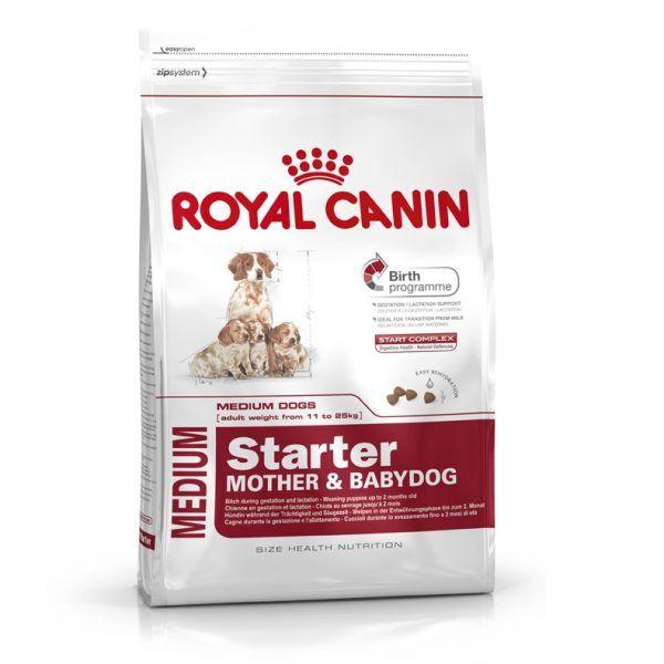 Royal Canin Medium Starter Dog Food Royal Canin Dog Food Dog