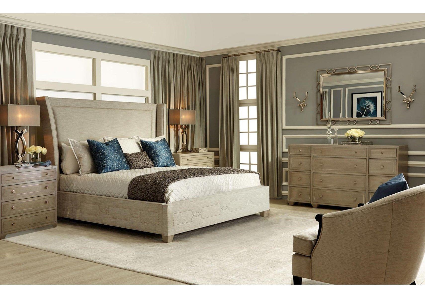 lacks criteria 4 pc queen bedroom set transitional style home rh pinterest ca