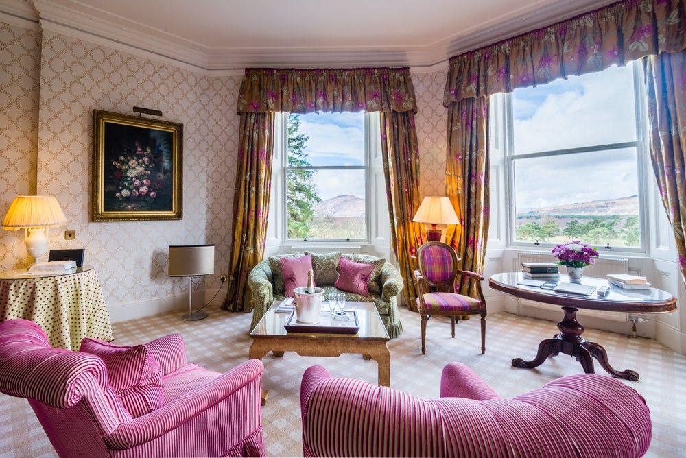 Inverlochy Castle Hotel Bedrooms Inverlochy Castle