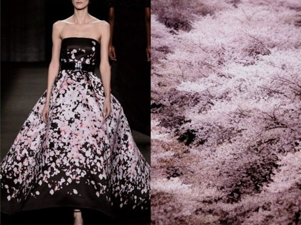 Fashion Nature How Fashion Designer Get Inspired By Mother Nature Fashion Inspiration Design Fashion Design Fashion
