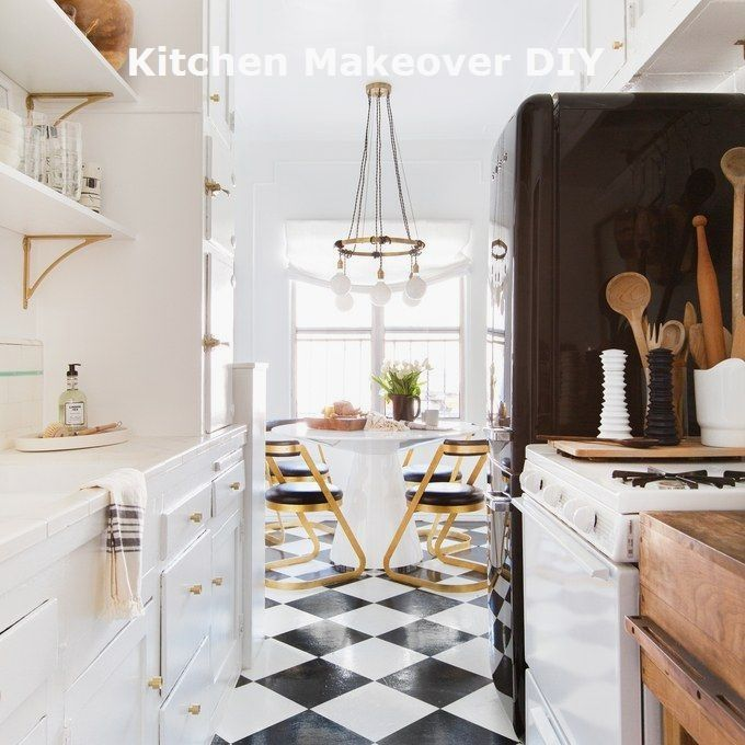 11 diy ideas for kitchen makeover 3 do it yourself today rh pinterest com