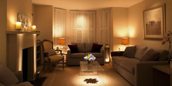 home ambient lighting - Google Search