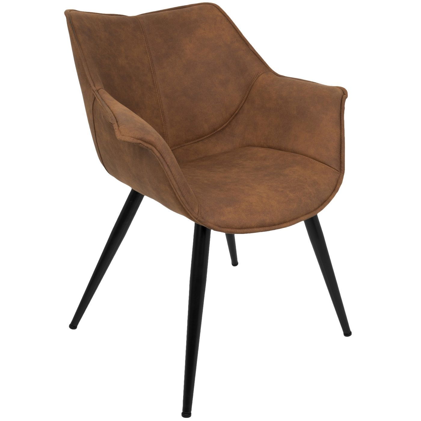 Lumisource Wrangler Rust Accent Chair Set Of 2 Ch Wrng: Buy Lumisource CH-WRNG RU2 Wrangler Chair Rust (set Of 2