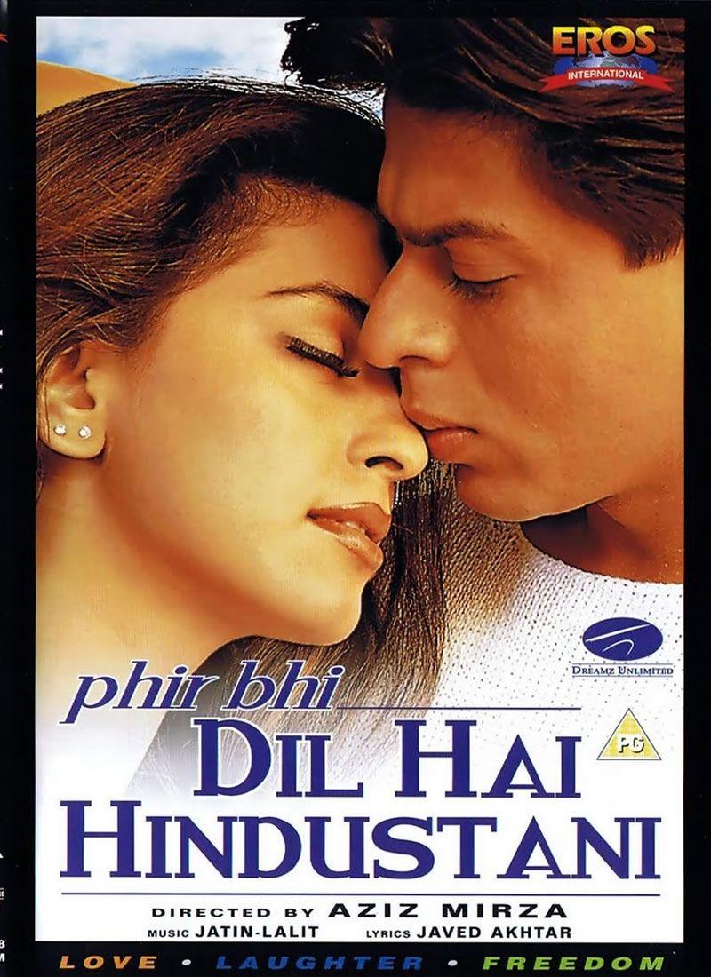 Image result for phir bhi dil hai hindustani poster